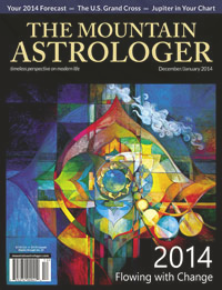 Astrology magazine
